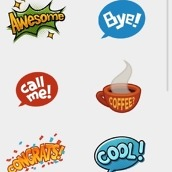 hangouts stickers2