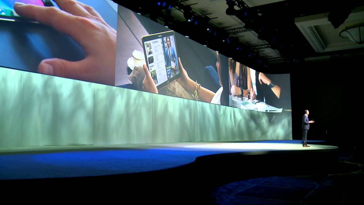2015 CES Samsung Press Conference