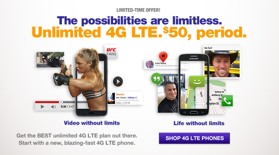 Metropcs Unveils Unlimited 4g Lte Plan For 50 Period