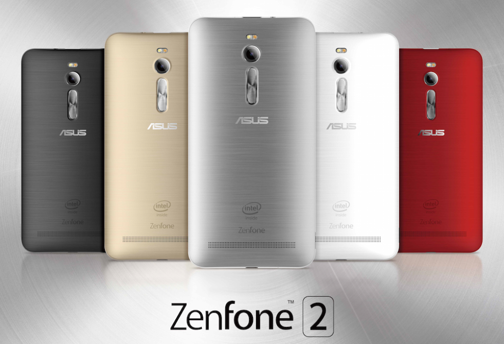 ASUS Announce the Zenfone 2 and Zenfone Zoom at CES – Droid Life