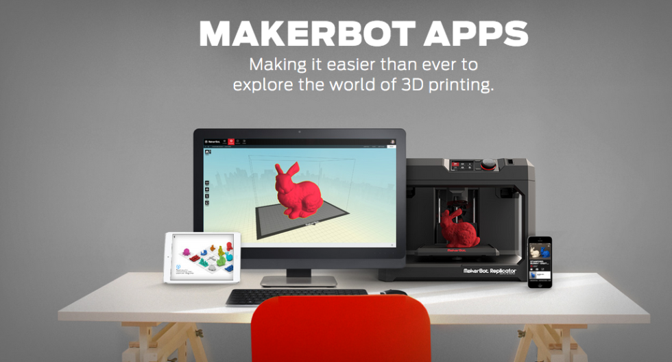 MakerBot App Hits Google Play, Allows for Complete Management of