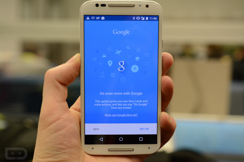 Google App Update Adds Google Now Card Controls, History