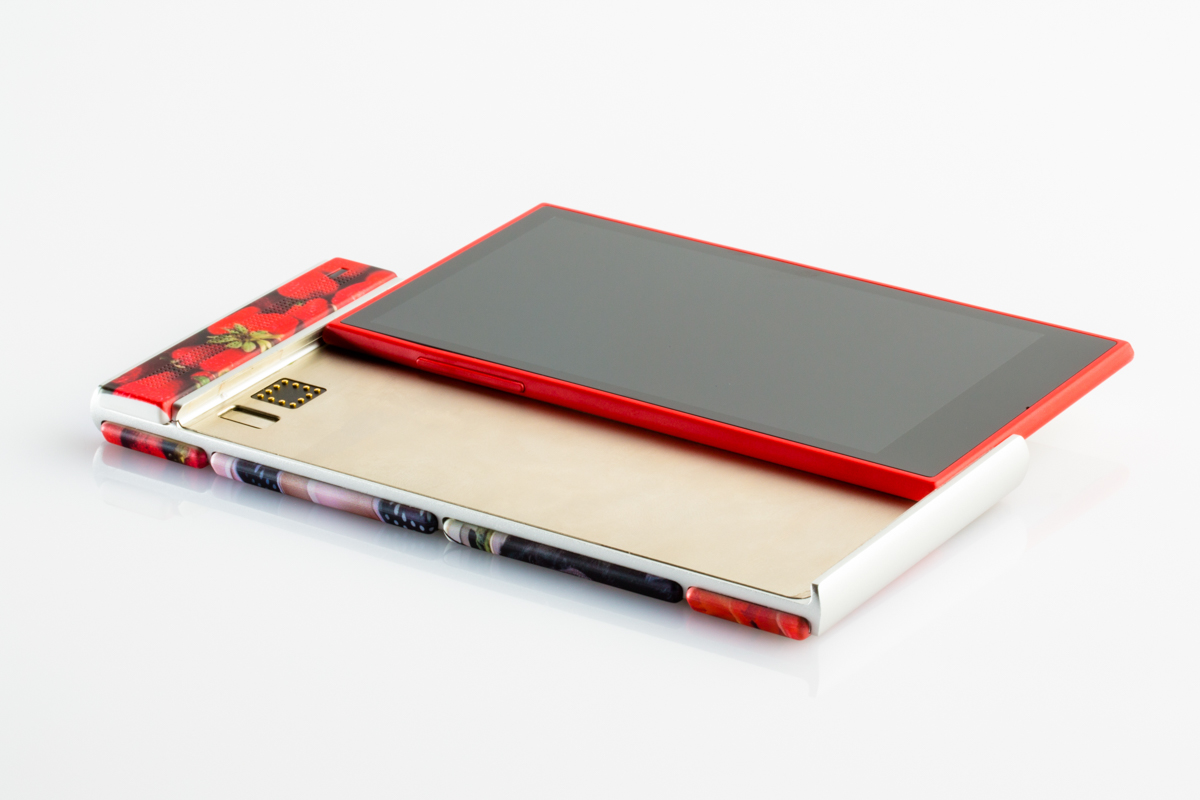 Modular Classroom ~ This is project ara a gallery of the modular beauty