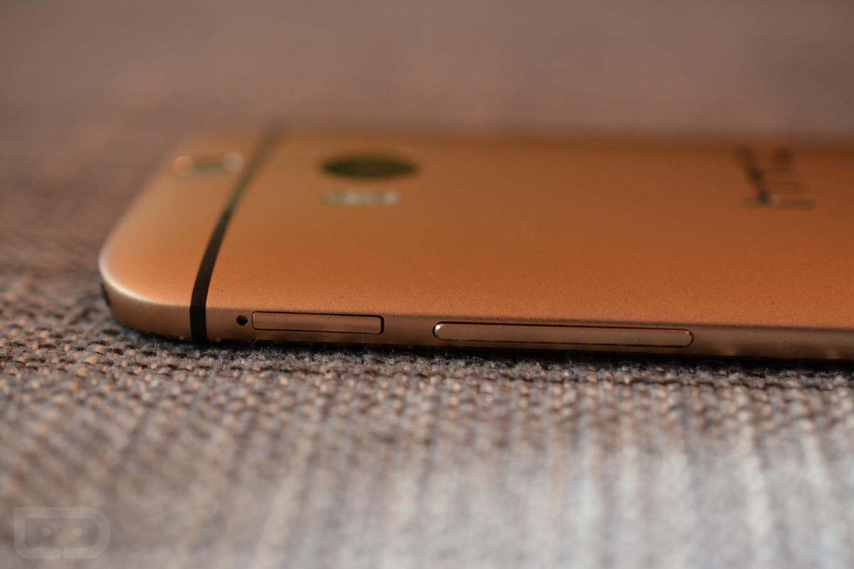 htc one m8 gold-2