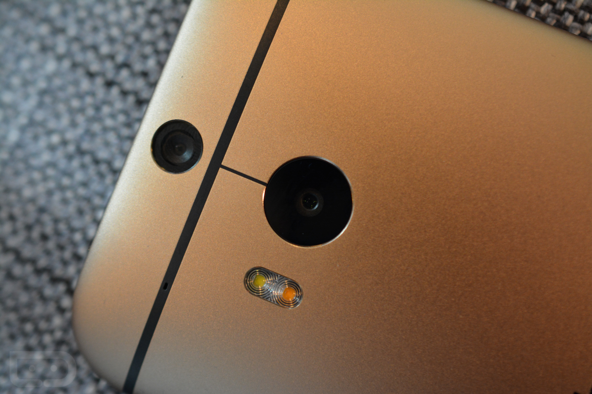 htc one m8 gold-7