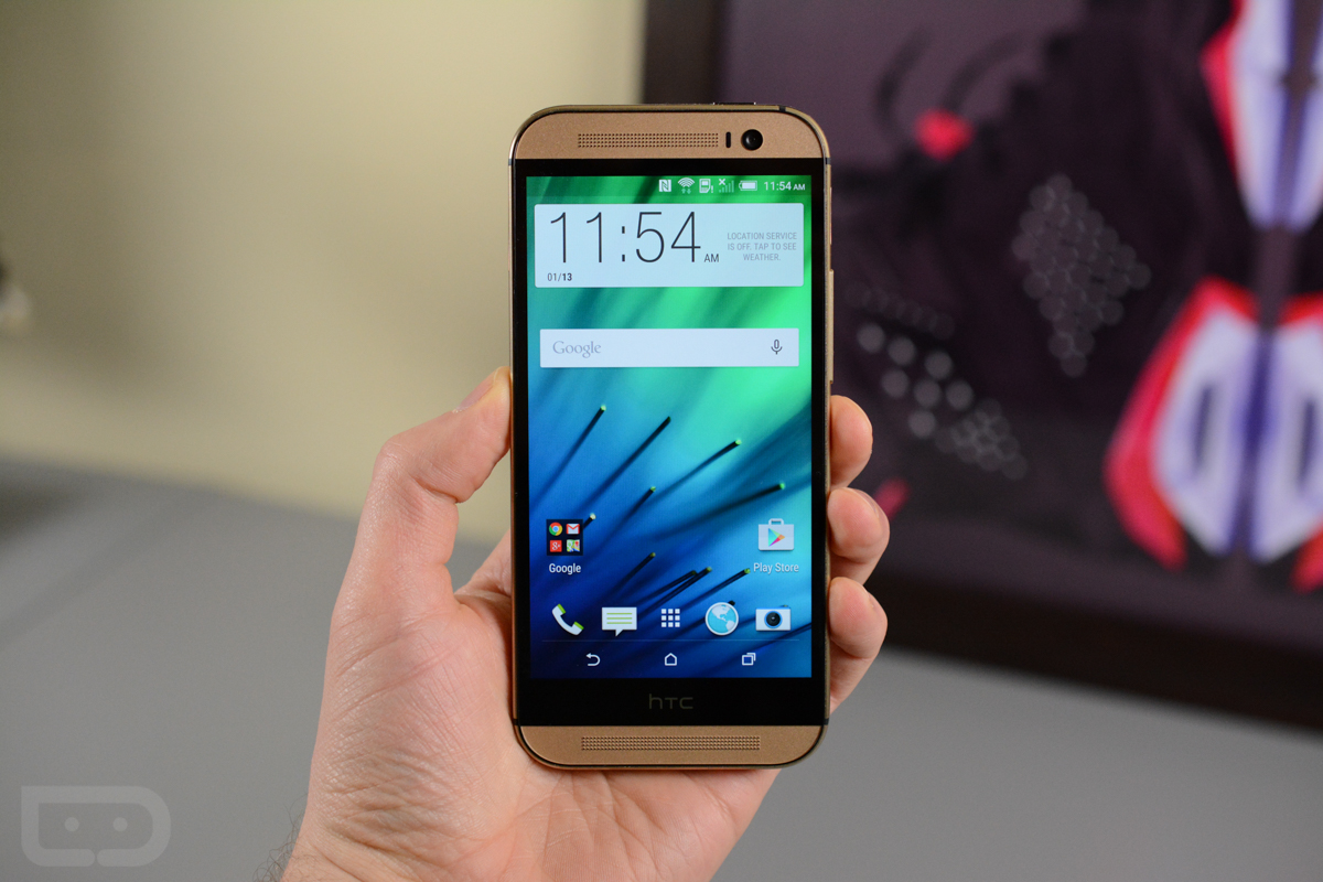 htc one m8 lollipop