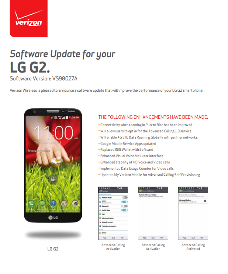 LG G2 on Verizon Receives Update to VS98027A – Droid Life