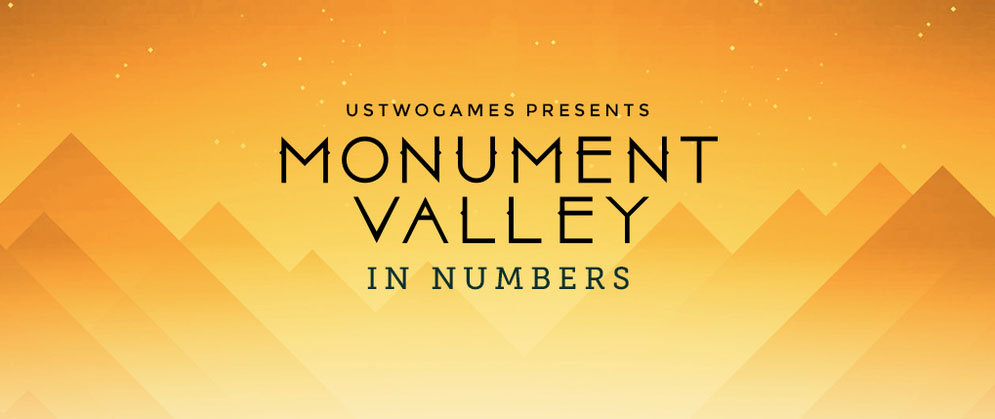 monument valley numbers