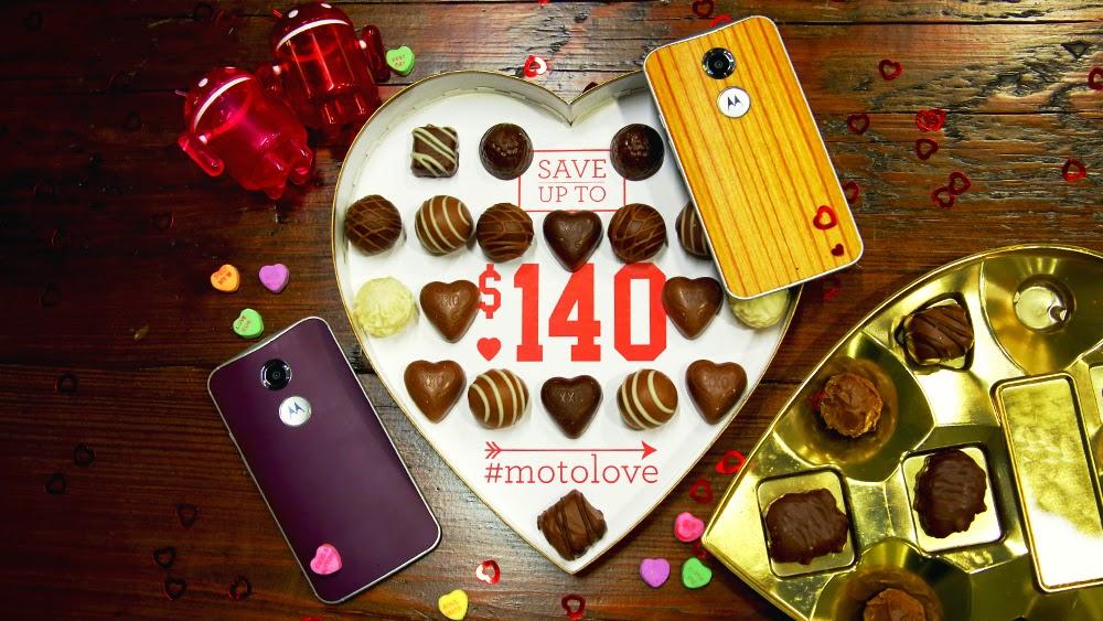 motorola valentines deal