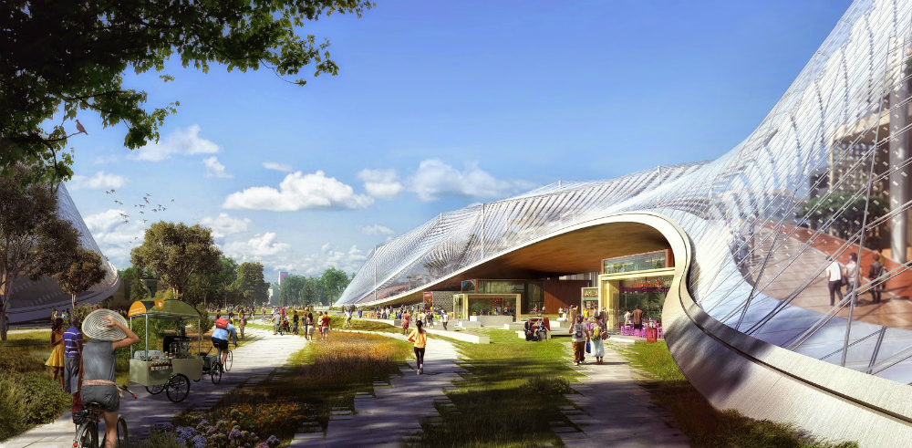 Google HQ 2030