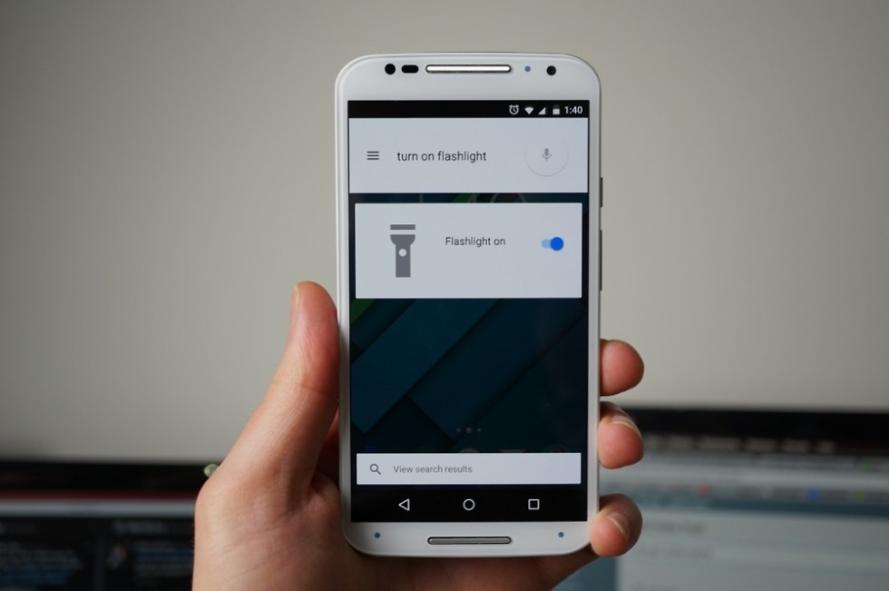 Toggle Your System Settings With Google Search Voice