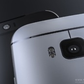 HTC One M9 Concept Renders 1