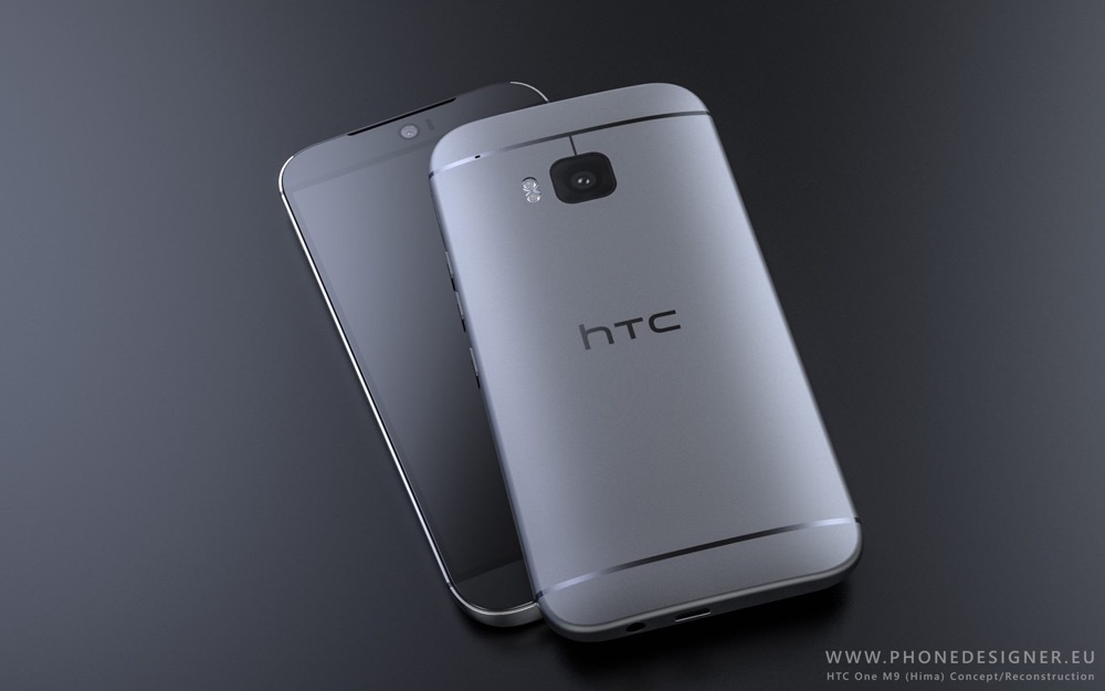 HTC One M9 Concept Renders 8