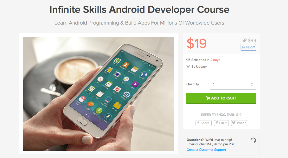 Infinite_Skills_Android_Developer_Course___DroidLife_Deals