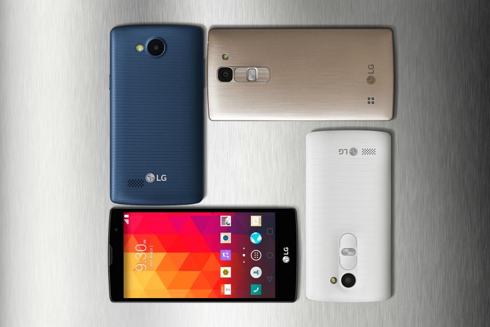 LG Mid Range Lineup