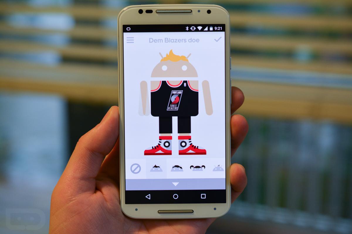 androidify nba