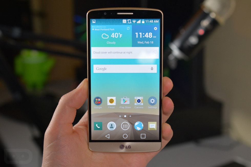 AT&T Pushes 'McAfee Factory Reset Protection' Firmware Update to LG