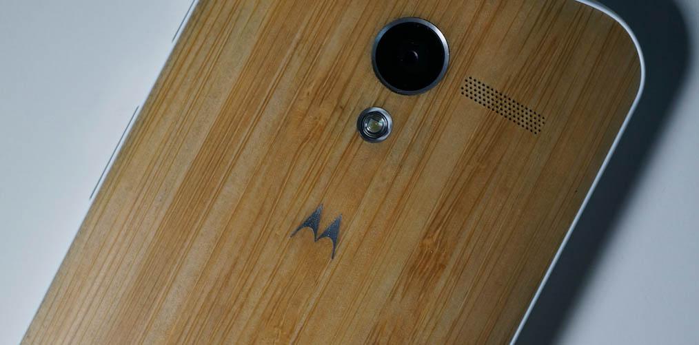 motorola wood