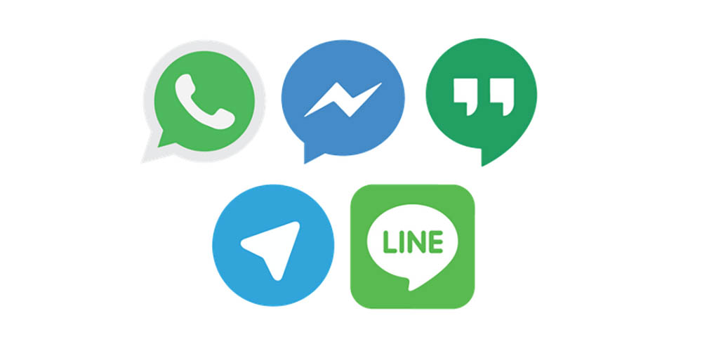 pushbullet hangouts whatsapp messaging