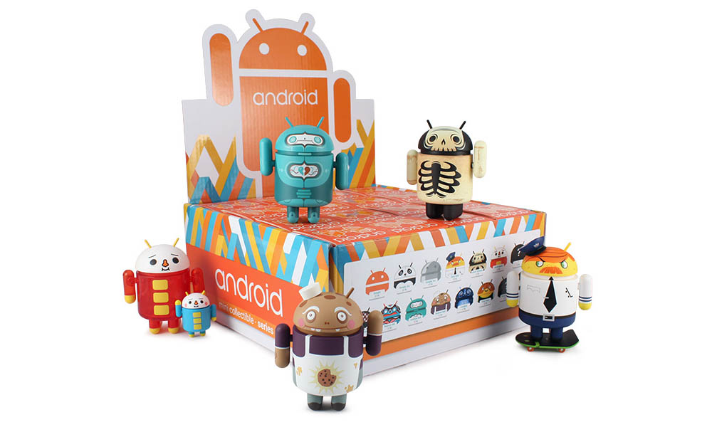series 5 android collectibles