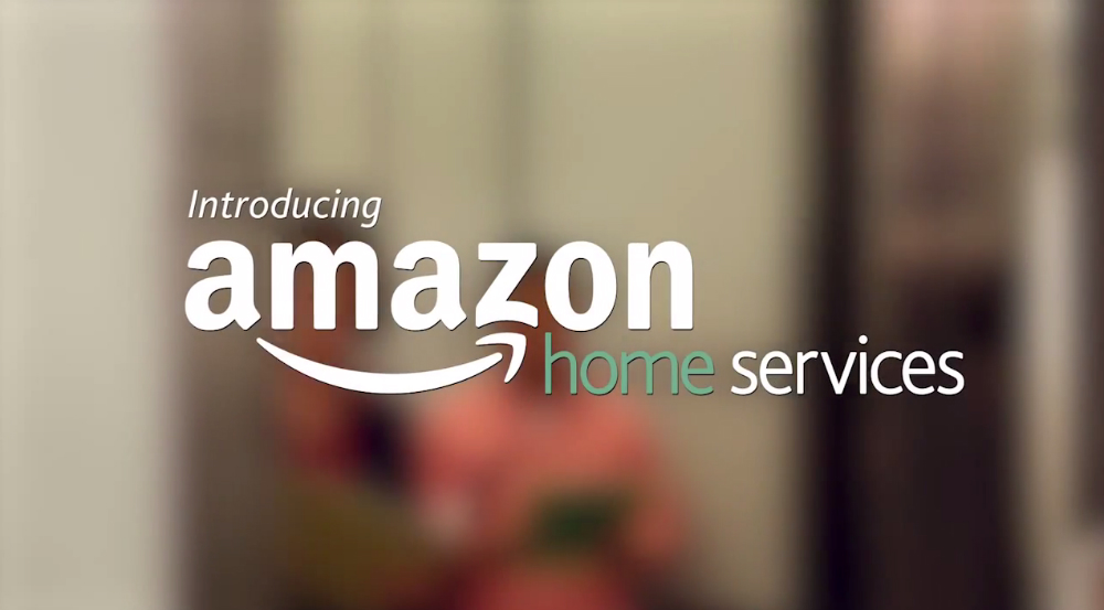 Amazon Intros Home Services Hire Professionals For Tv Mounting To Goat Grazing on pressure washing jobs