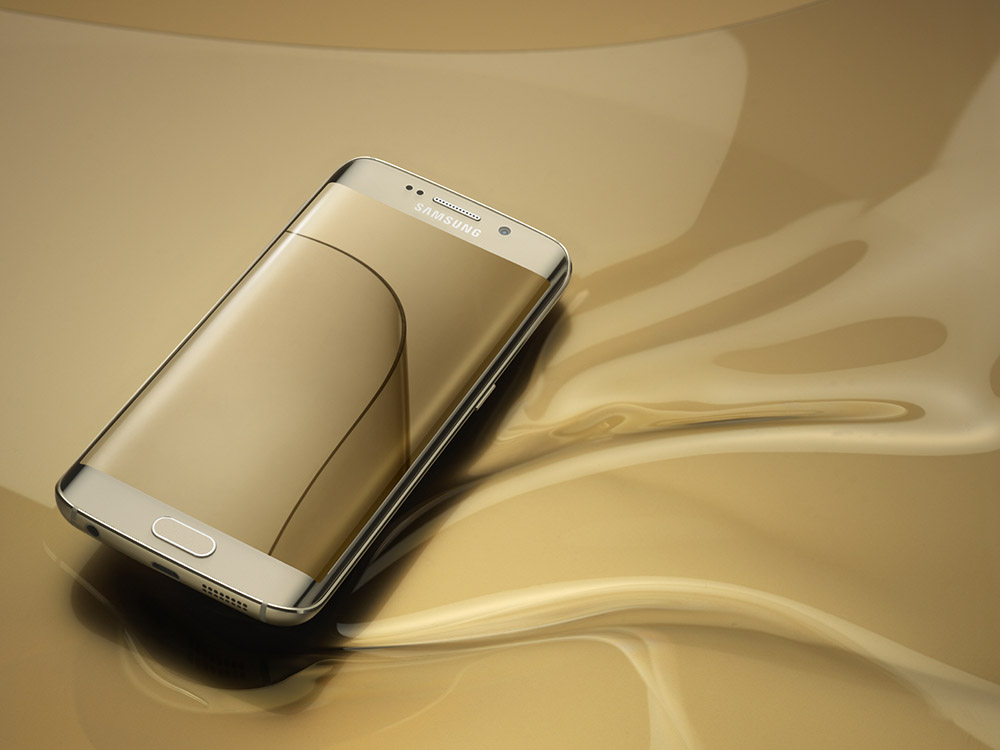 galaxy s6 edge gold