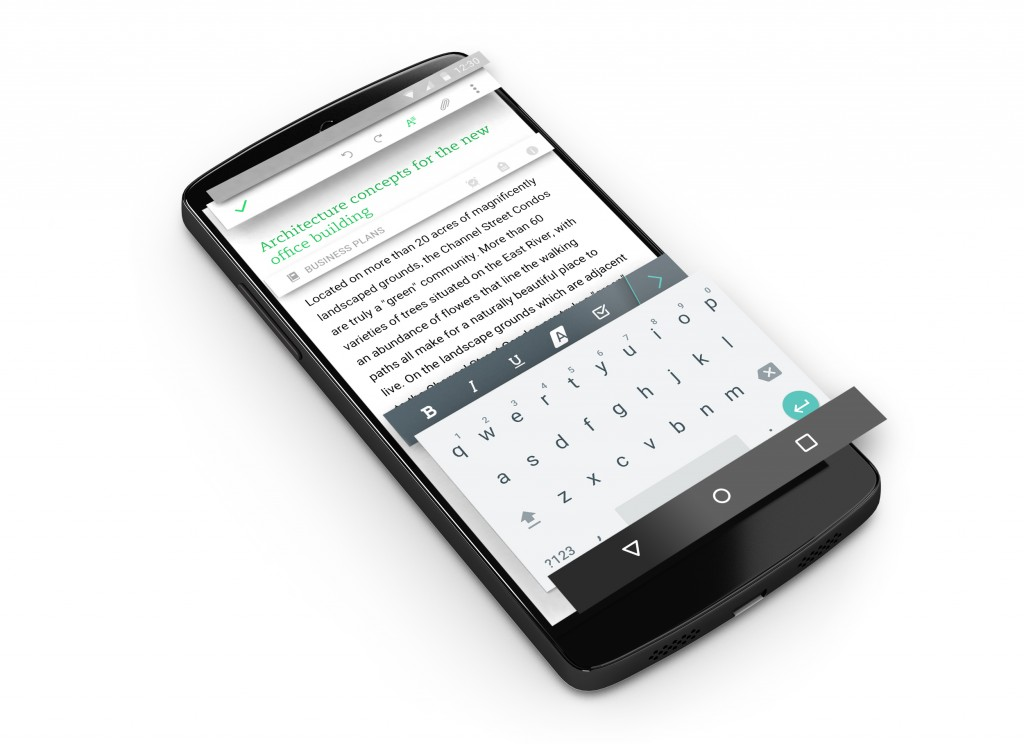 evernote for android user guide