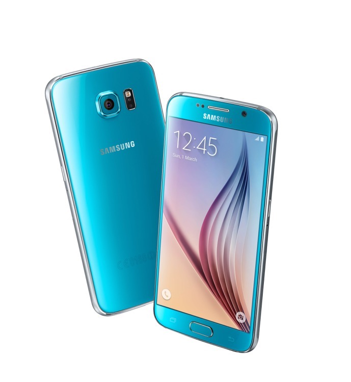 Samsung Galaxy S6 Come in a New Color
