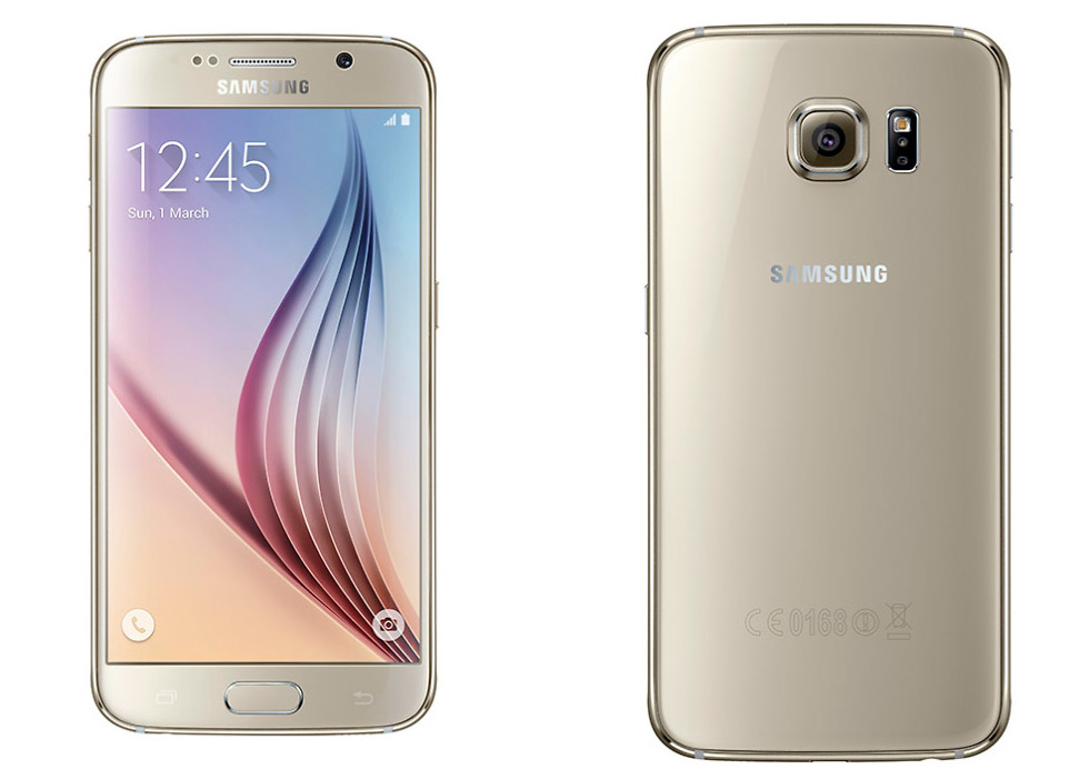 New Samsung Galaxy S6 Official Wallpaper Review Hd: Samsung Galaxy S6 And S6 Edge Specs (Official)