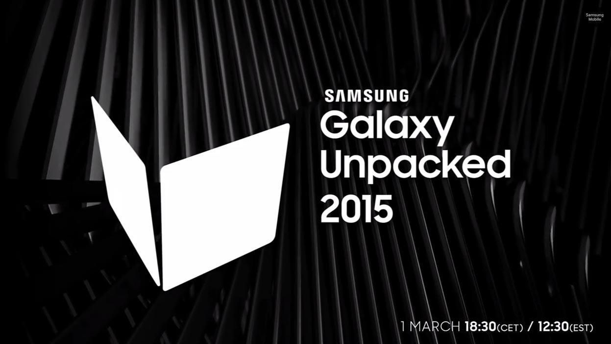 galaxy unpacked 2015
