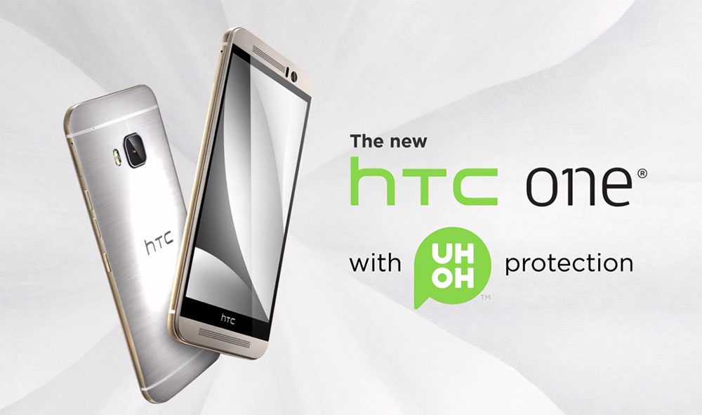 htc one m9 uh oh protection