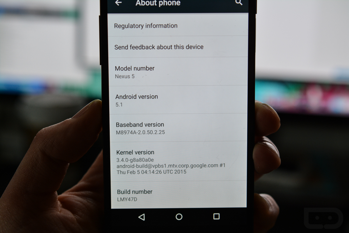 Download: Android 5 1 OTA Updates for Nexus Devices (Updated