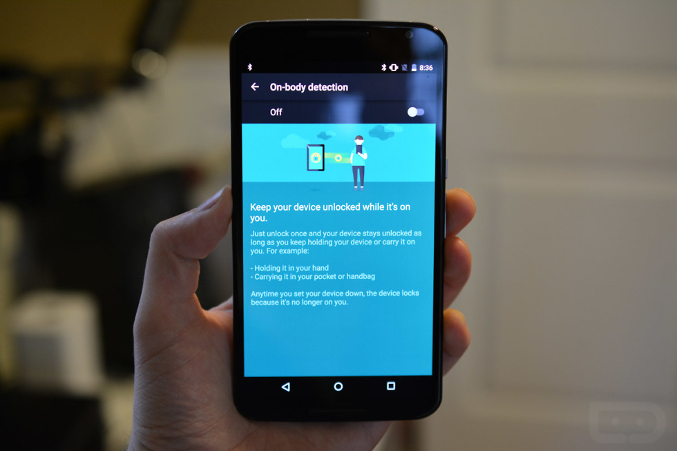 """Google Adds """"On-Body Detection"""" to Smart Lock in Android 5 1 – Droid"""
