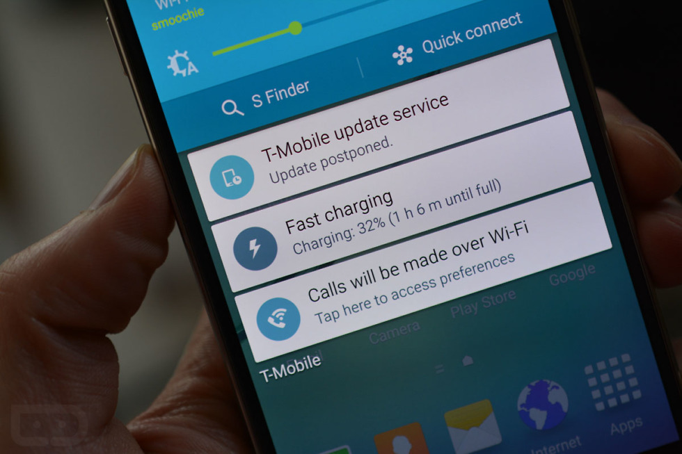 So, We Fast Charged the Samsung Galaxy S6 and This is What
