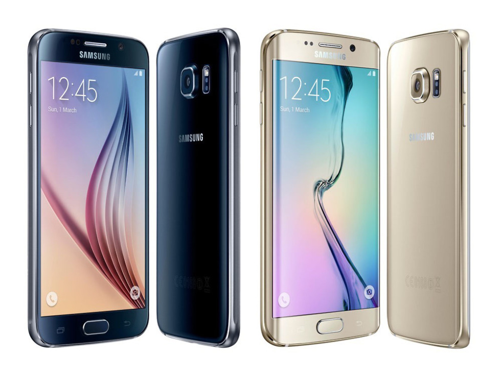 Samsung Galaxy S6 and S6 Edge Prices at Verizon, AT&T, T ...
