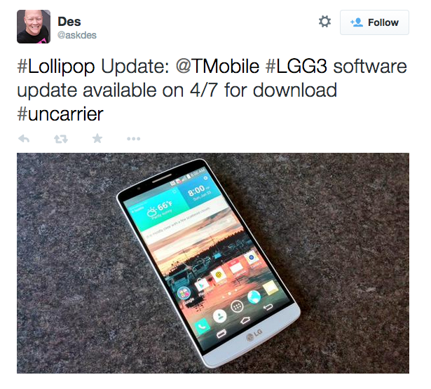 Des_on_Twitter____Lollipop_Update___TMobile__LGG3_software_update_available_on_4_7_for_download__uncarrier_http___t_co_OOqhTe7VaT_