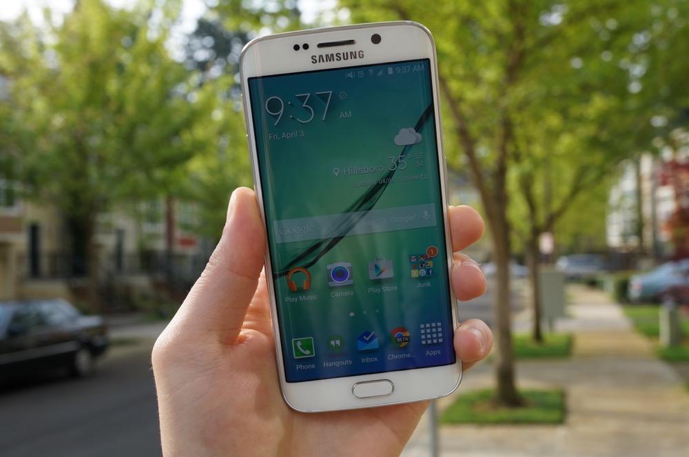 Galaxy S6 Edge - 1