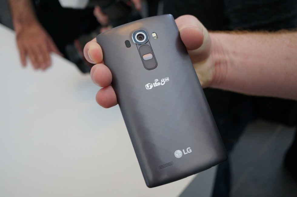 LG G4 Now, Miraculously Supports Qualcomm's Quick Charge 2 0