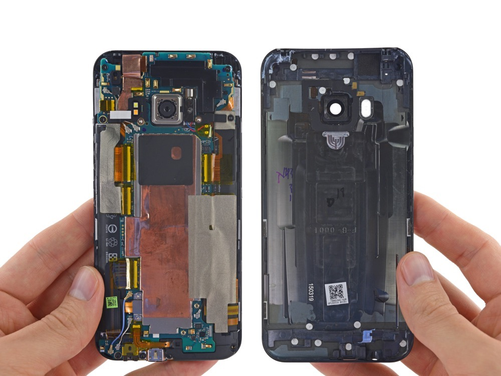 Ifixit Tears Down The Htc One M9 Concludes You Should
