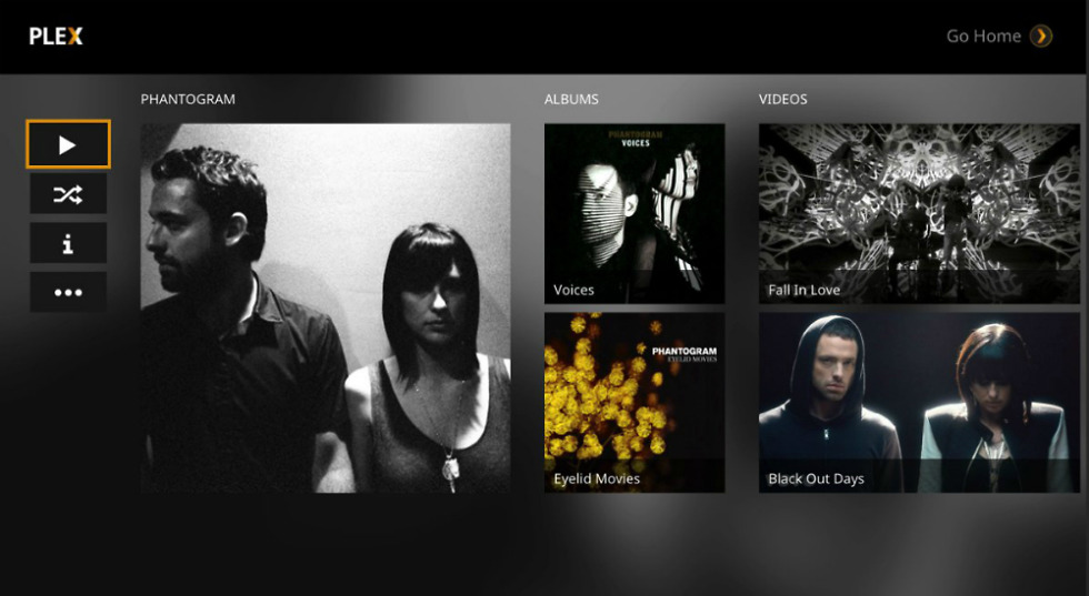Plex Music Updated With Mood Playlists, Vevo Music Videos and More