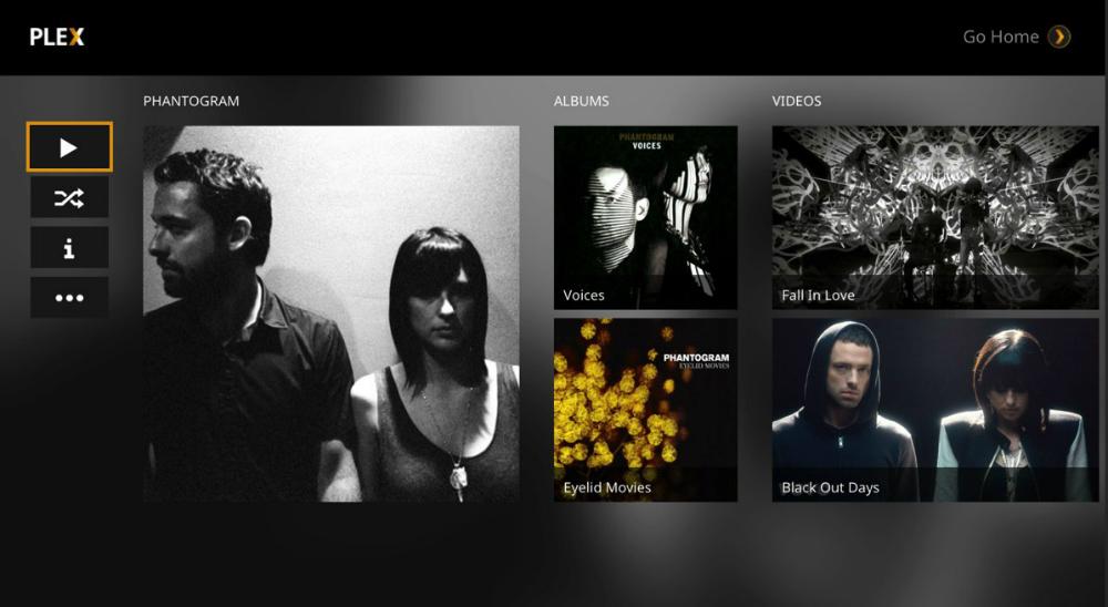 Plex Music