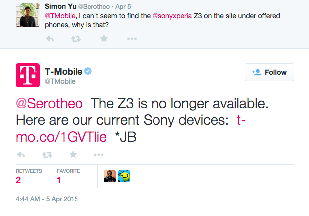 T-Mobile_on_Twitter____Serotheo_The_Z3_is_no_longer_available__Here_are_our_current_Sony_devices__http___t_co_ijK7q3PuYq__JB_
