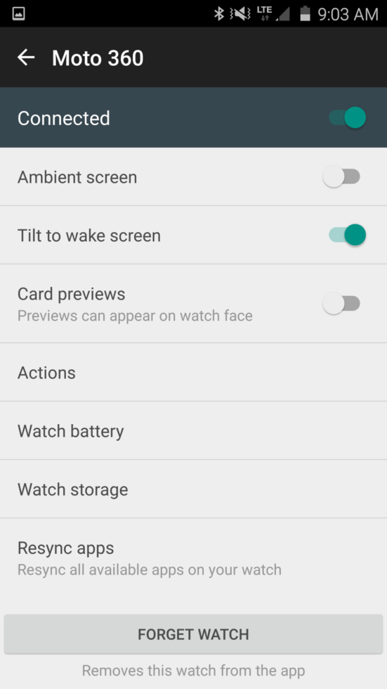 android wear5