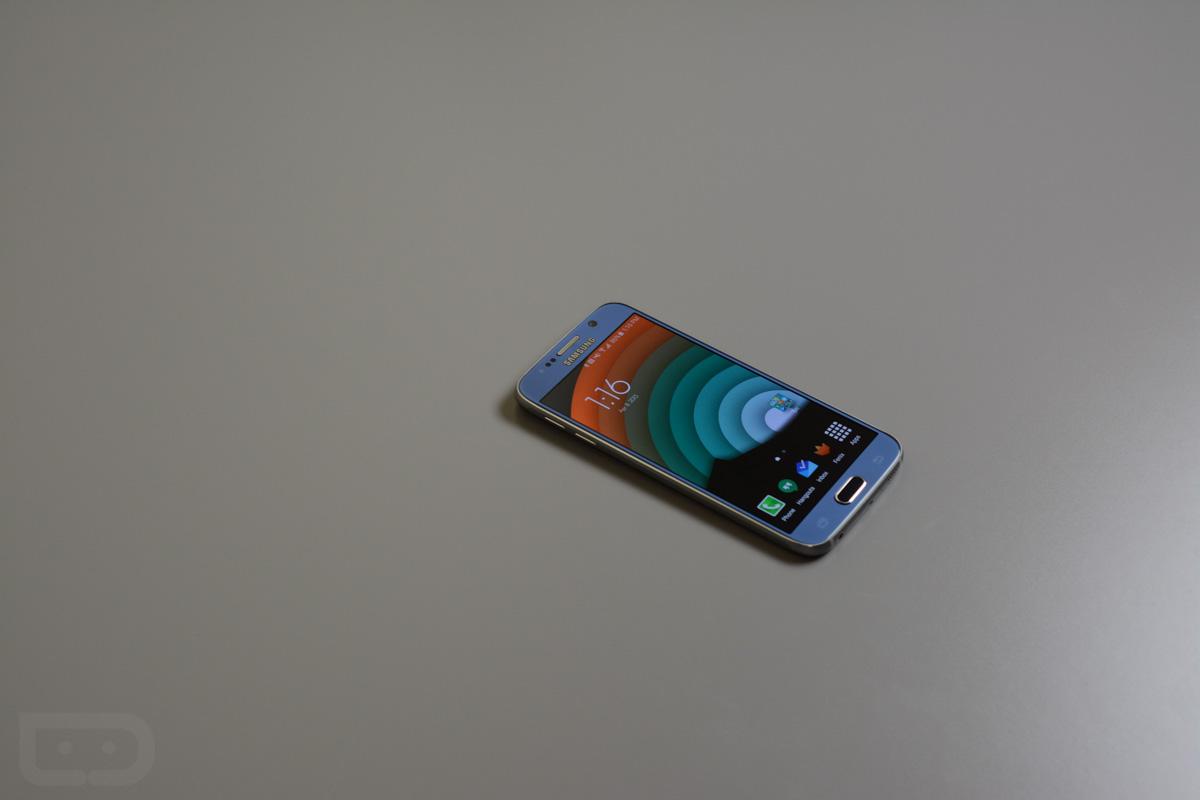 galaxy s6 review--
