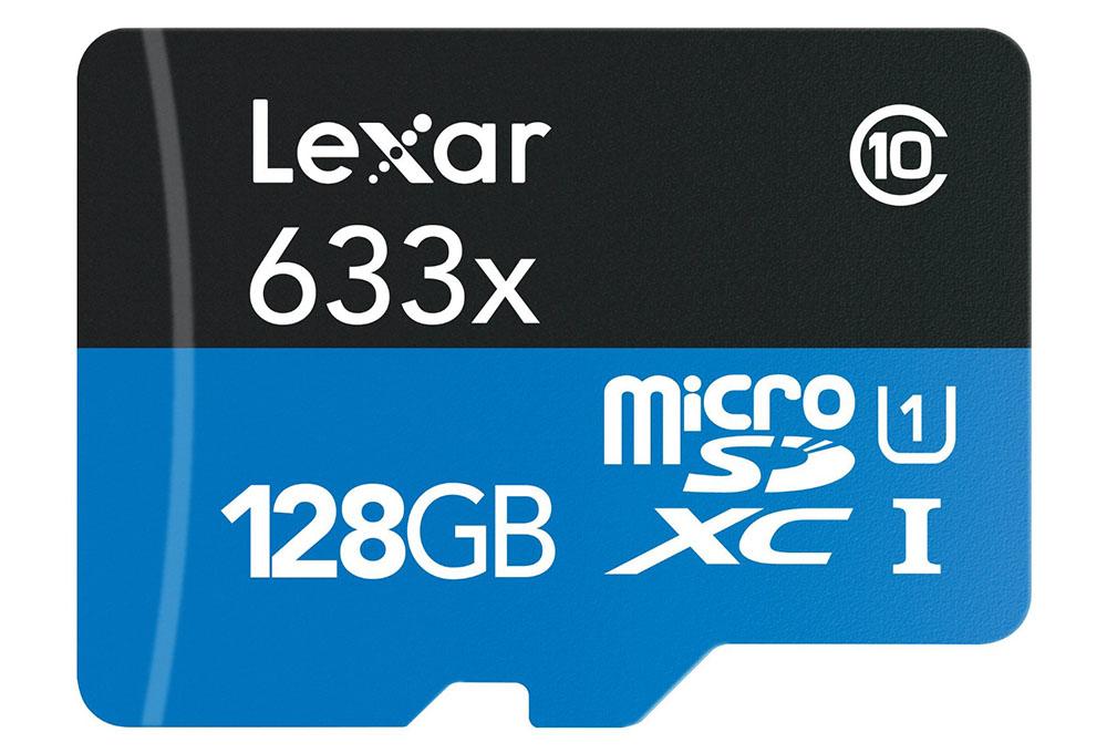 Deal This 128gb Lexar Class 10 Micro Sd Card Is Just 88