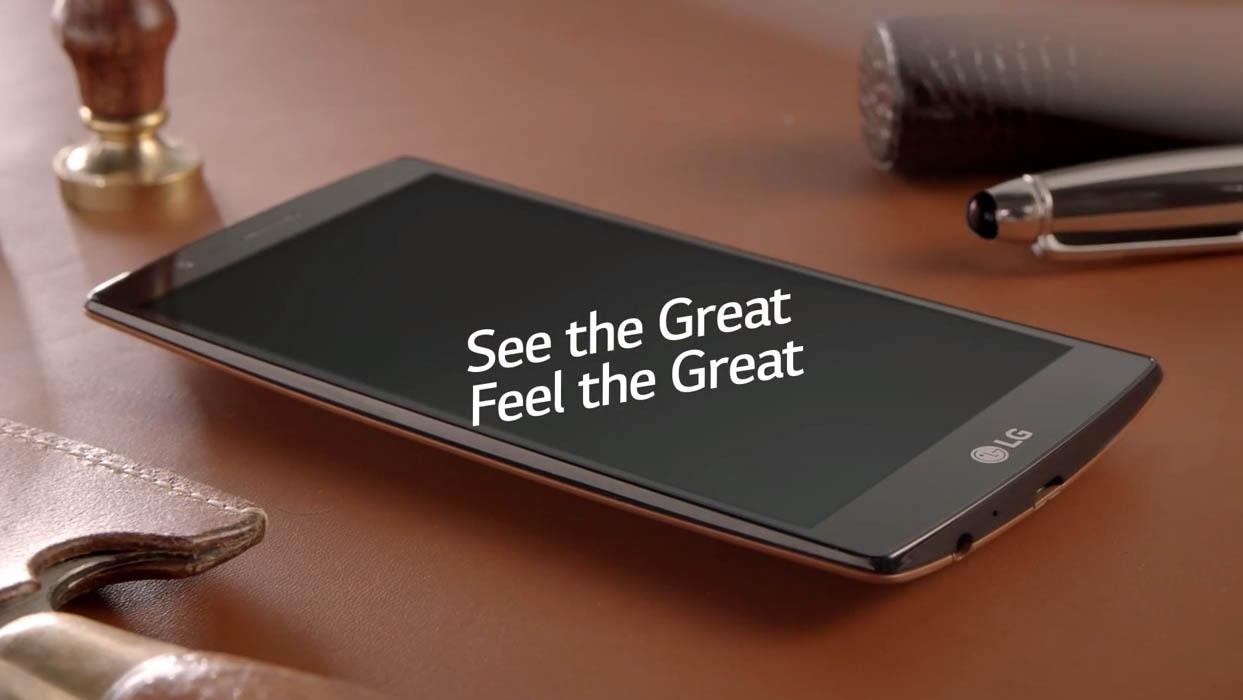 lg g4 commercials