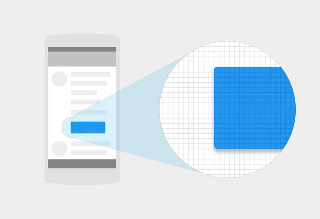 material design pixel density