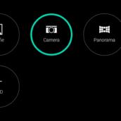 one m9 camera ui2
