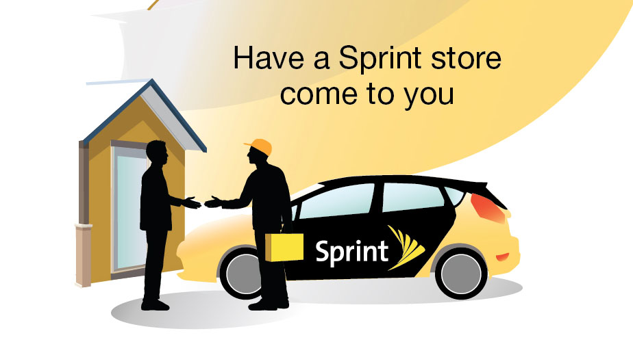 sprint direct to you