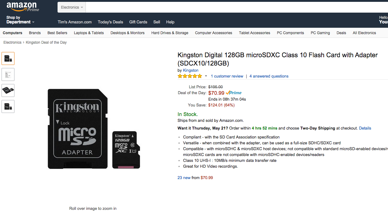 Amazon_com__Kingston_Digital_128GB_microSDXC_Class_10_Flash_Card_with_Adapter__SDCX10_128GB___Computers___Accessories